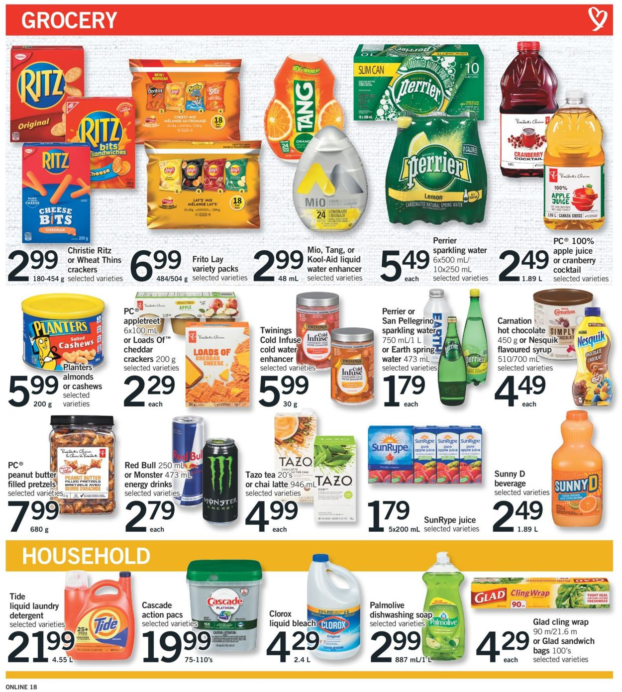 Fortinos Flyer - 07/29-08/04/2021 (Page 19)