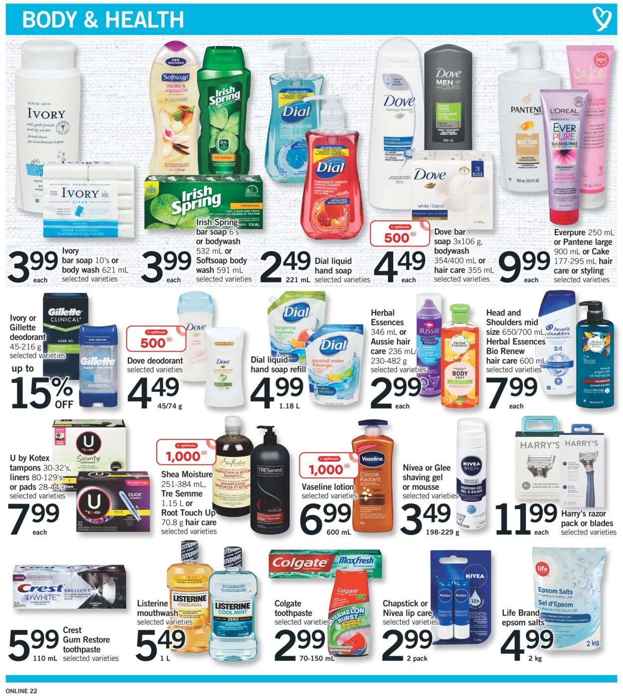 Fortinos Flyer - 07/29-08/04/2021 (Page 22)