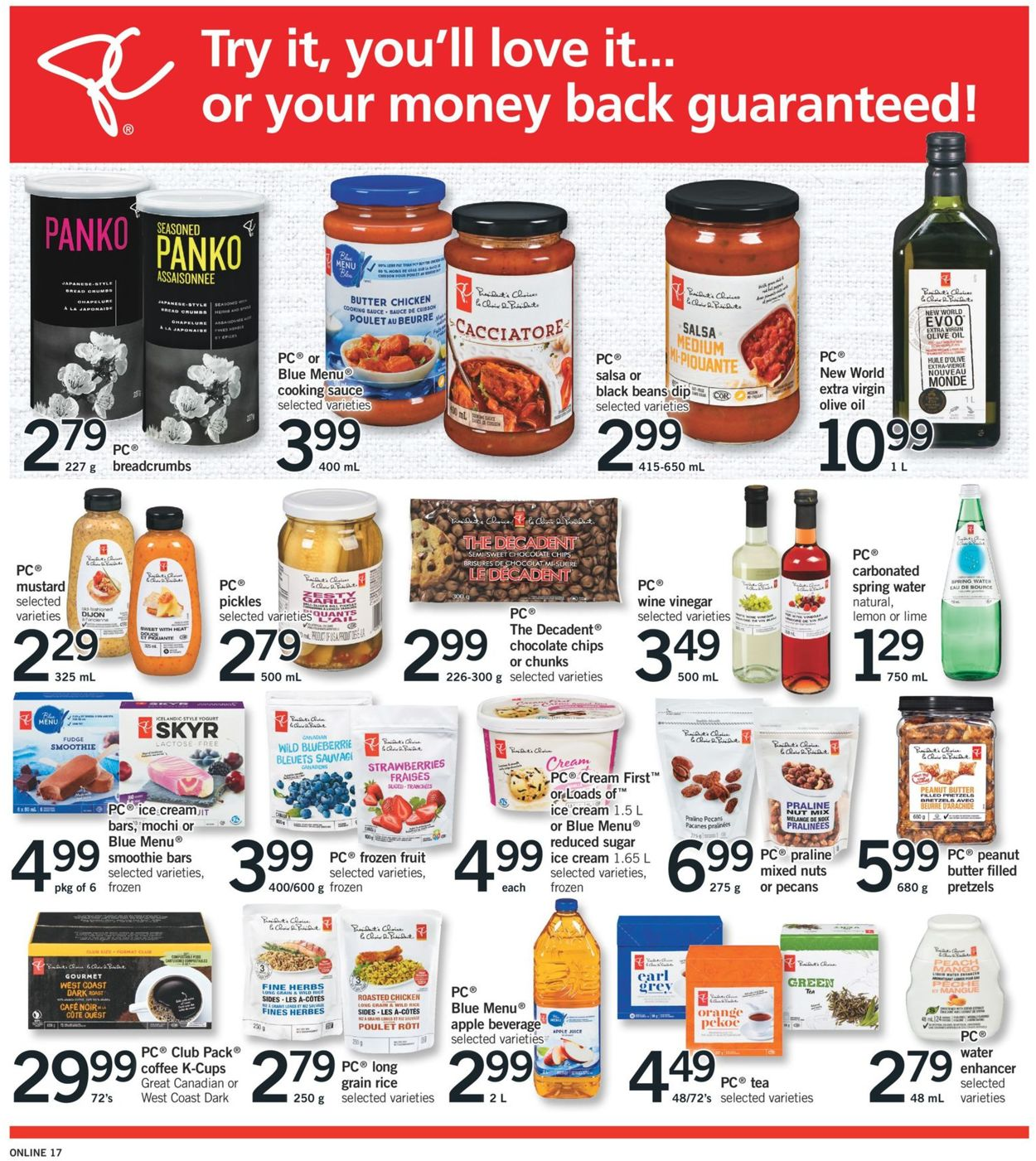 Fortinos Flyer - 05/09-05/15/2019 (Page 17)