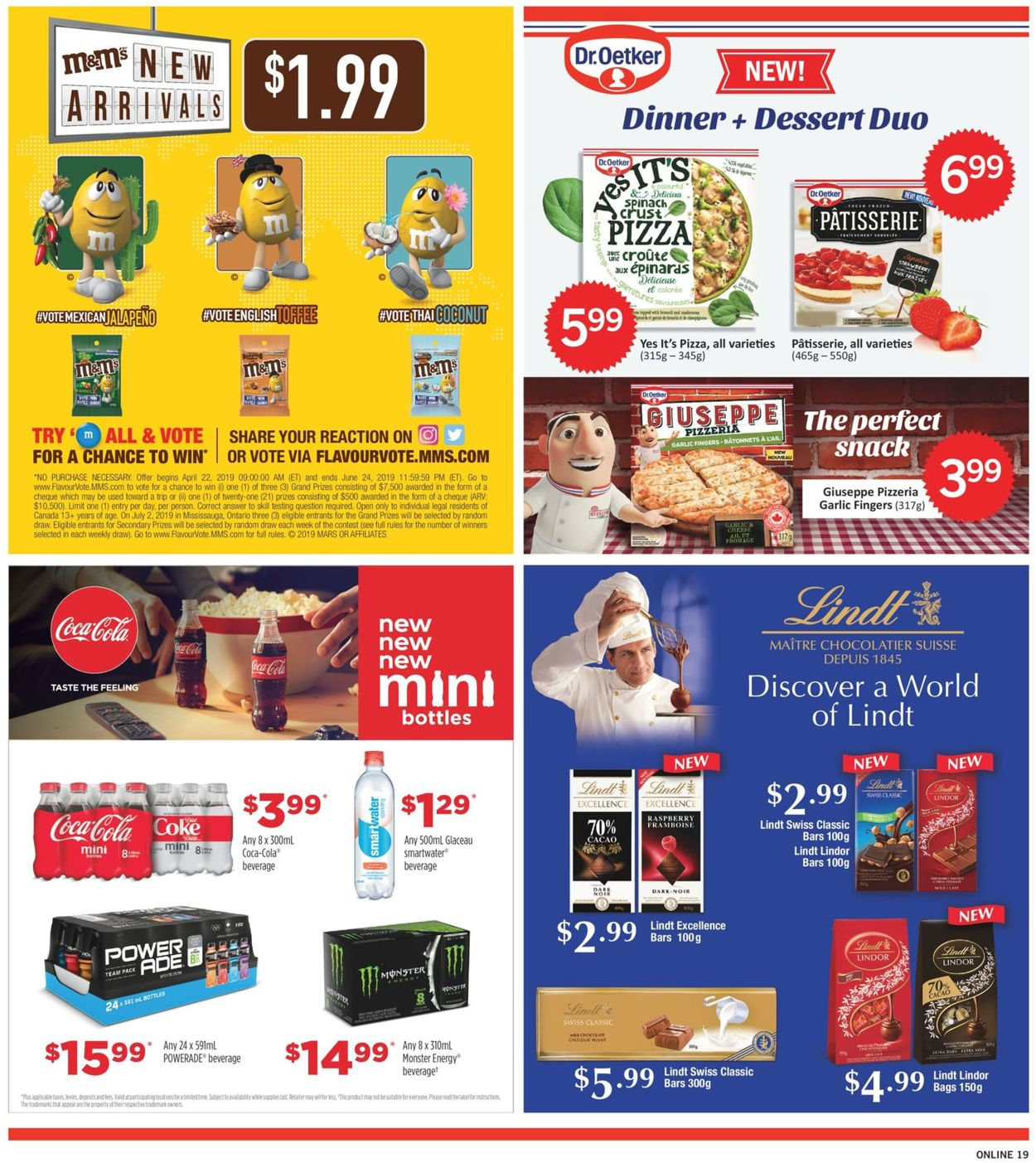 Fortinos Flyer - 05/09-05/15/2019 (Page 19)