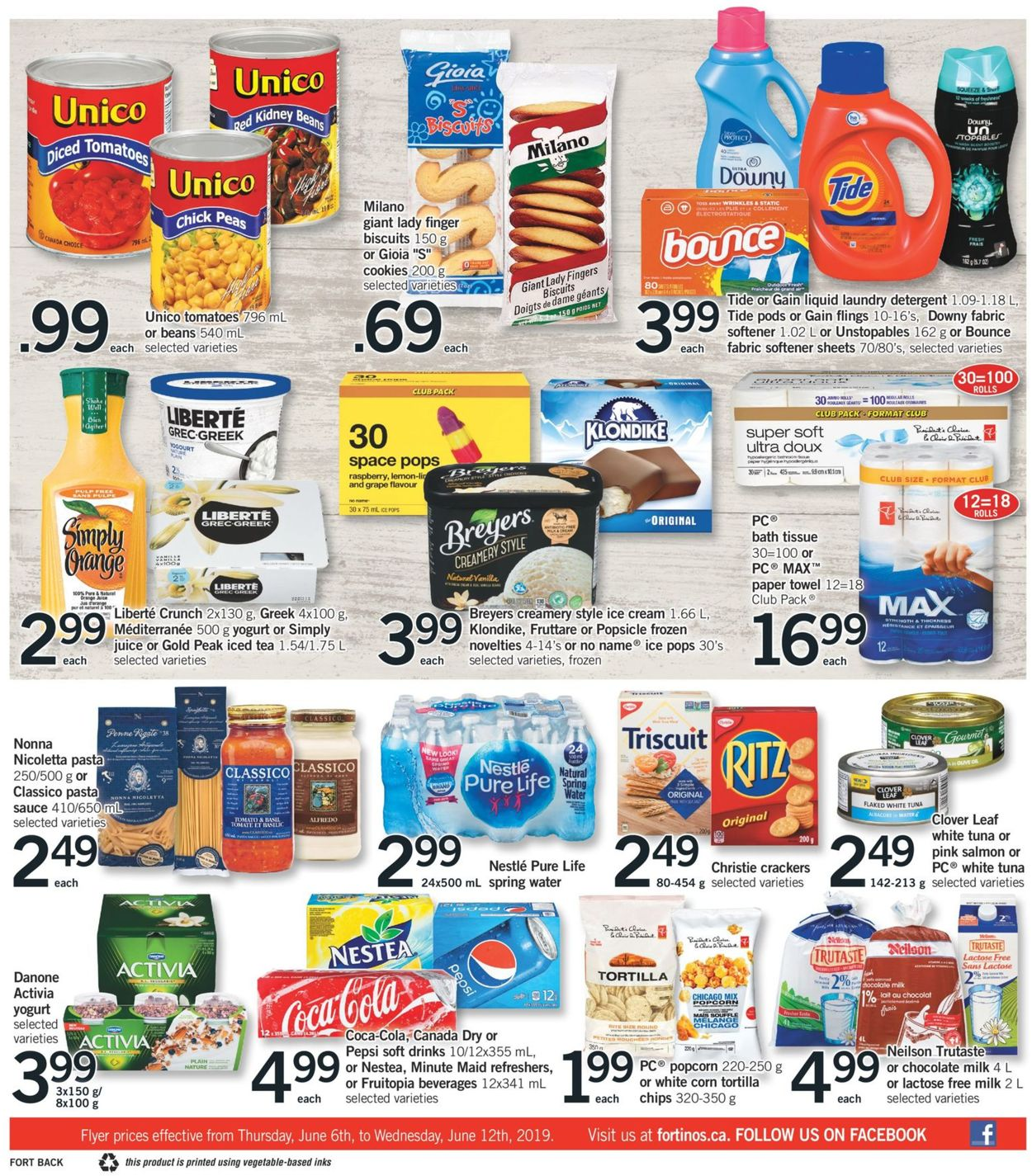 Fortinos Flyer - 06/06-06/12/2019 (Page 2)
