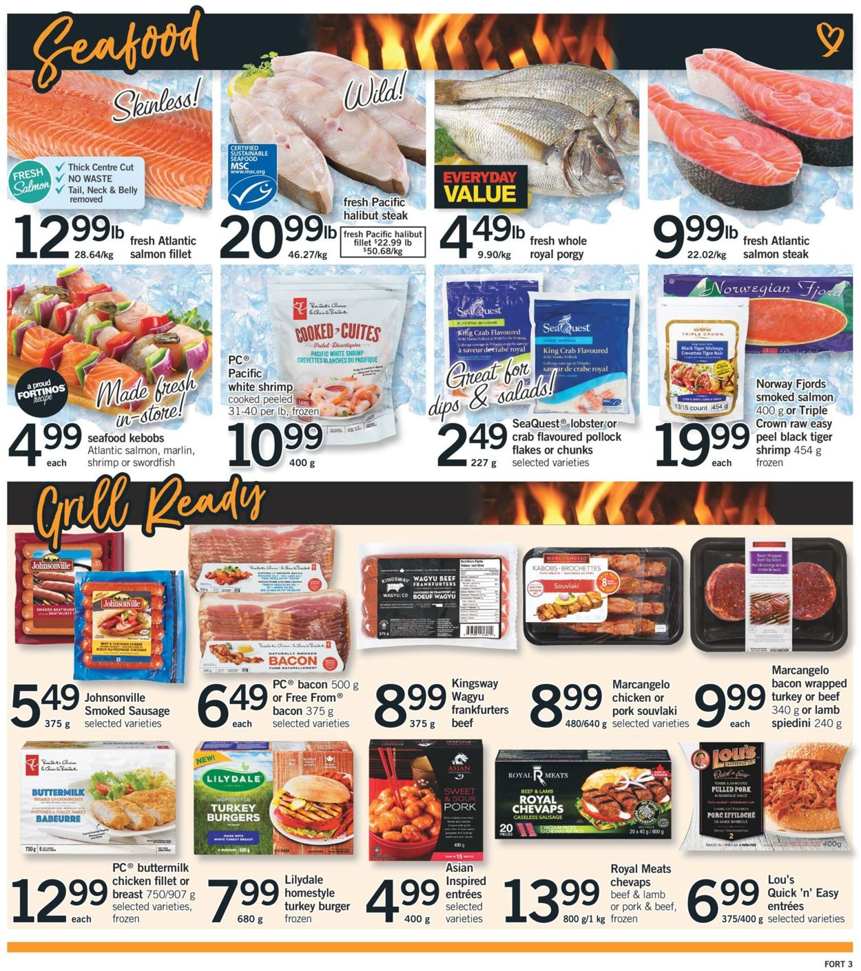 Fortinos Flyer - 06/06-06/12/2019 (Page 4)