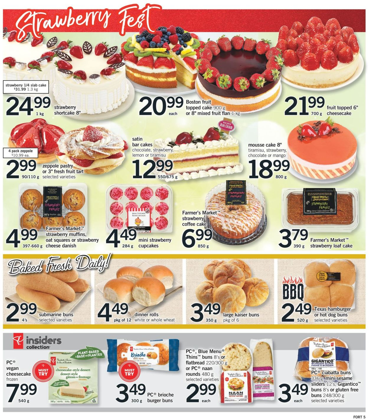Fortinos Flyer - 06/06-06/12/2019 (Page 6)