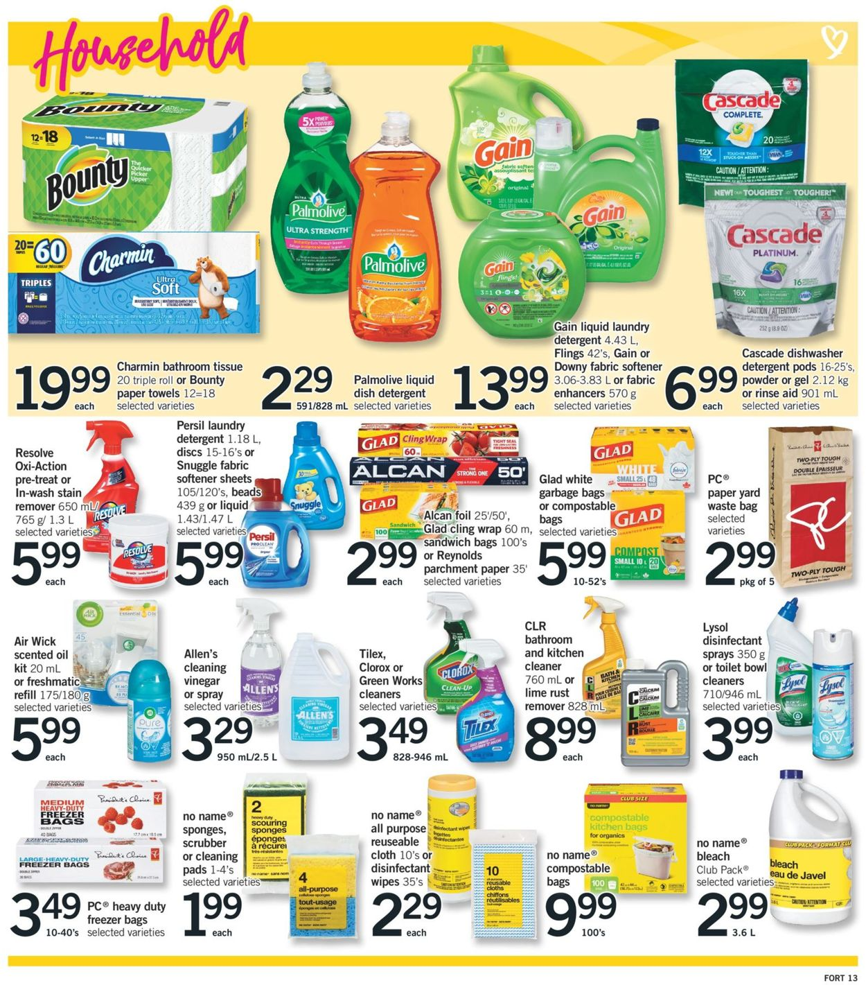 Fortinos Flyer - 07/18-07/24/2019 (Page 14)