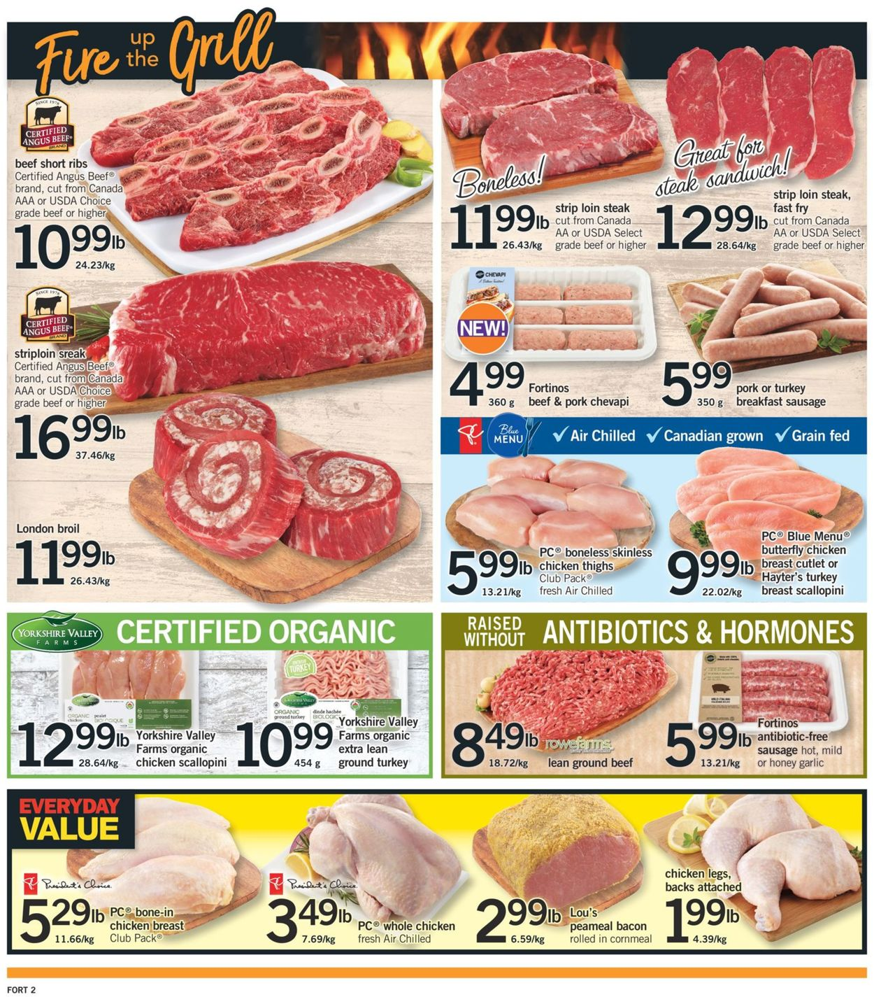 Fortinos Flyer - 08/15-08/21/2019 (Page 3)