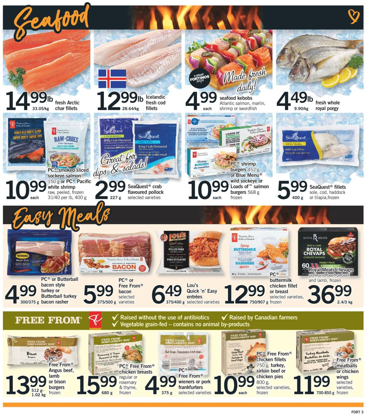 Fortinos Flyer - 08/15-08/21/2019 (Page 4)