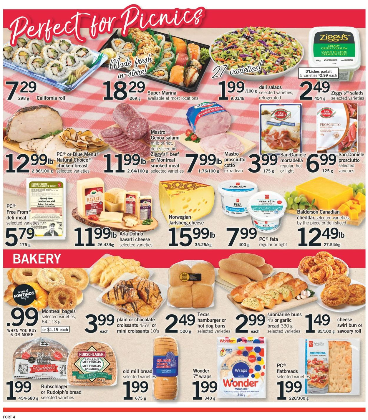 Fortinos Flyer - 08/15-08/21/2019 (Page 5)