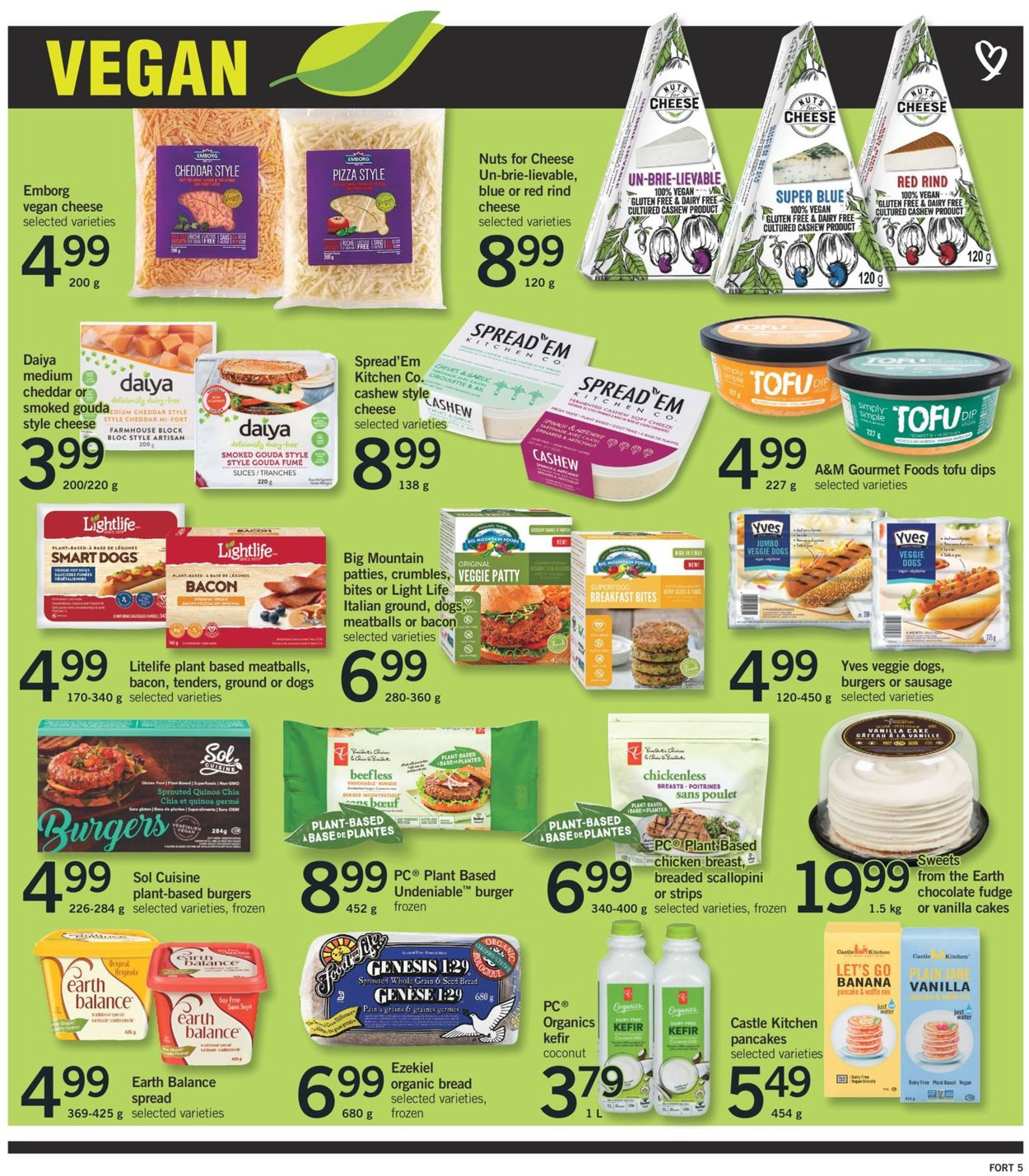 Fortinos Flyer - 08/15-08/21/2019 (Page 6)