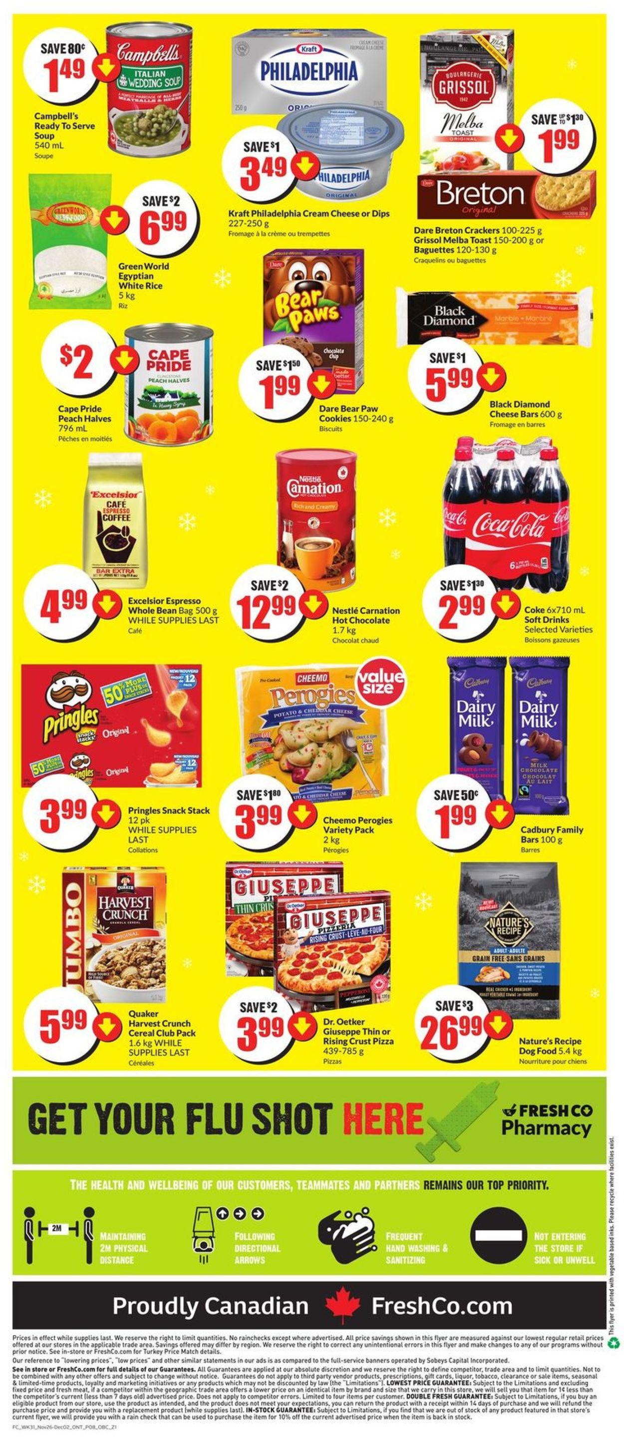 FreshCo. - Black Friday 2020 Flyer - 11/26-12/02/2020 (Page 13)