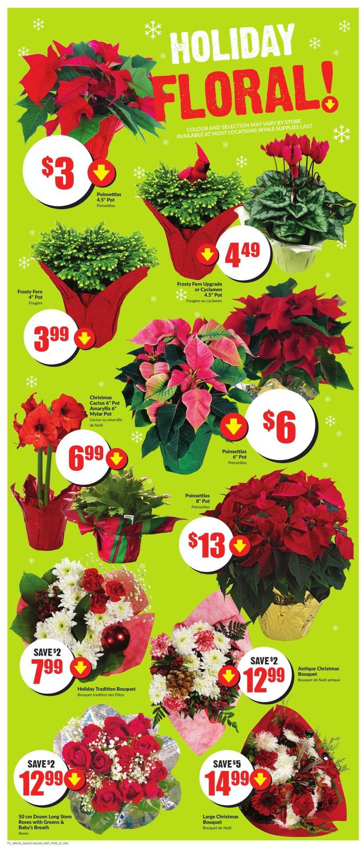 FreshCo. - Holiday 2020 Flyer - 12/03-12/09/2020 (Page 11)
