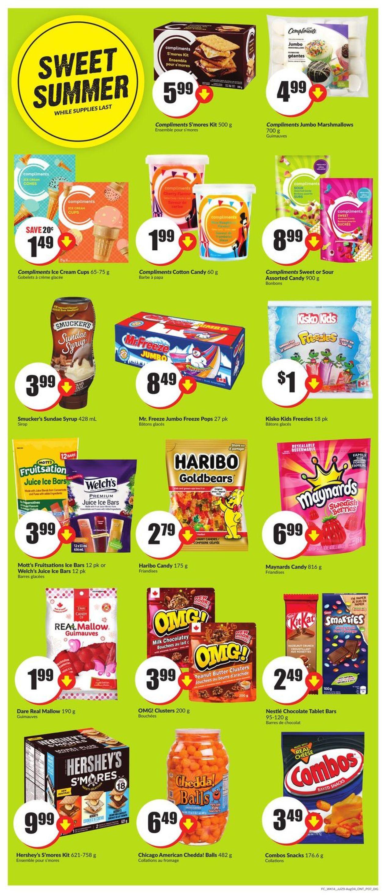 FreshCo. Flyer - 07/29-08/04/2021 (Page 11)