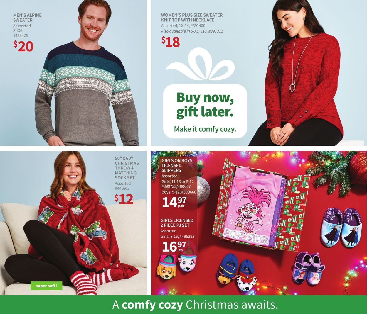 Giant Tiger - Christmas 2020 Flyer - 10/28-11/10/2020 (Page 4)
