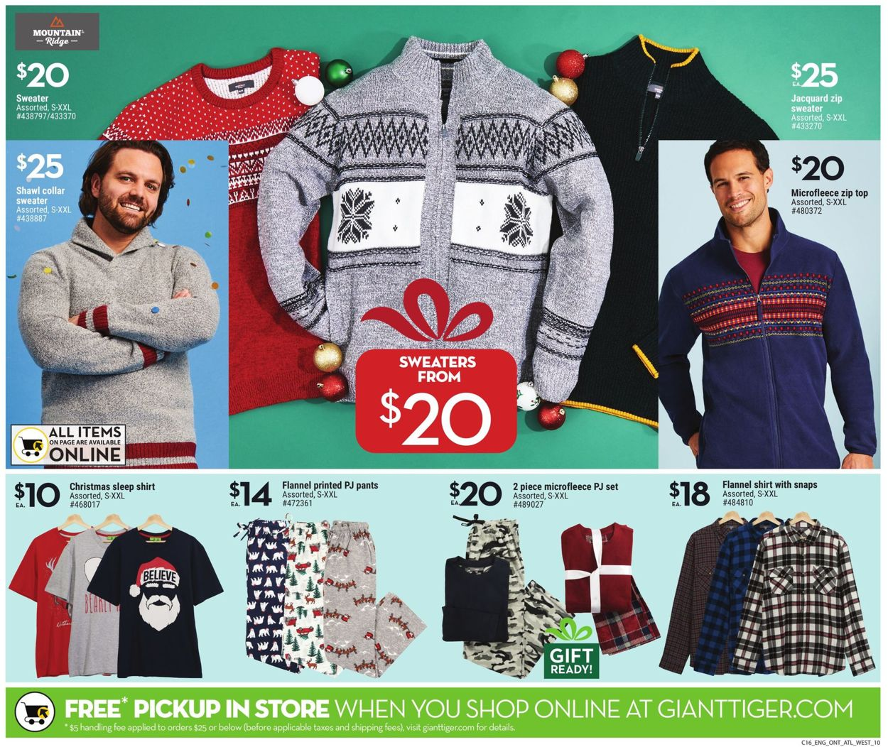 Giant Tiger Black Friday 2020 Flyer - 11/18-11/24/2020 (Page 17)
