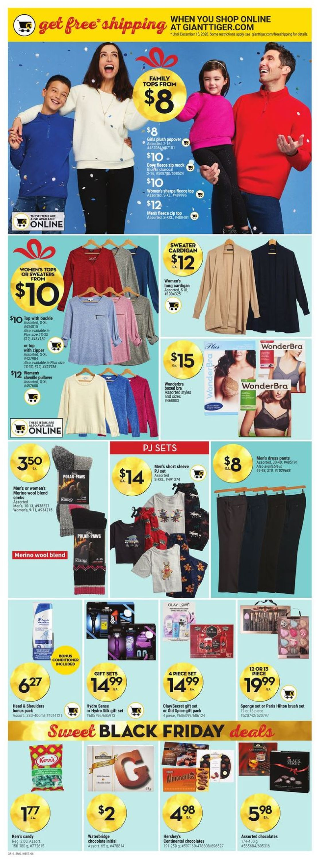 Giant Tiger - Black Friday 2020 Flyer - 11/25-12/01/2020 (Page 7)