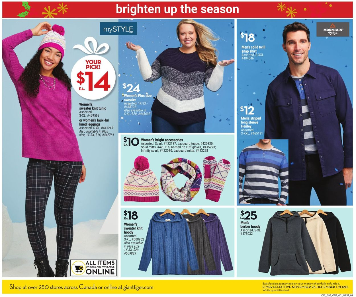 Giant Tiger - Black Friday 2020 Flyer - 11/25-12/01/2020 (Page 15)