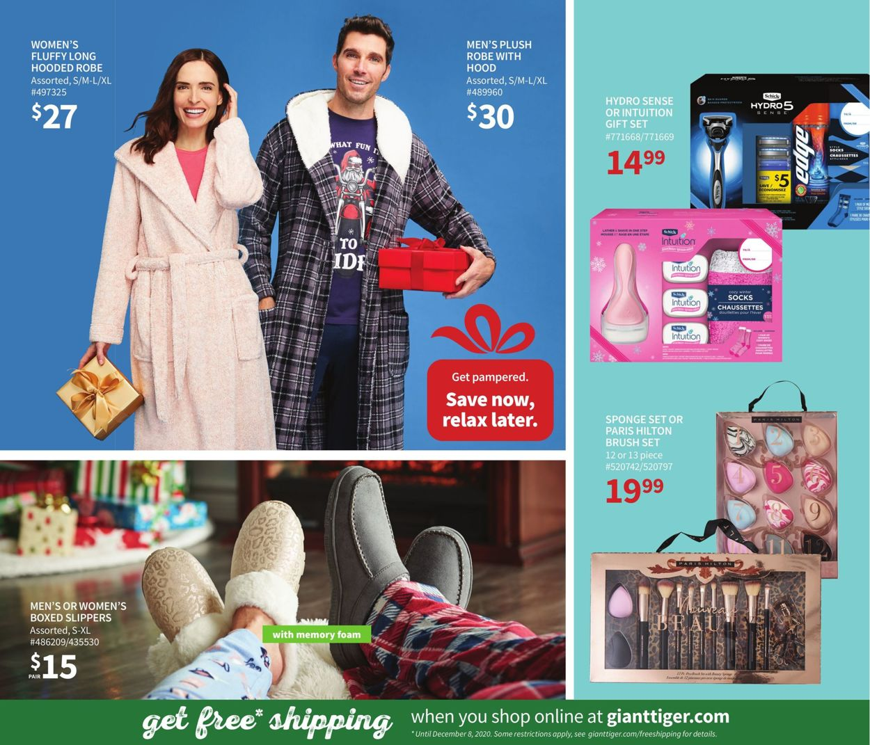 Giant Tiger - Holiday 2020 Flyer - 11/25-12/08/2020 (Page 3)