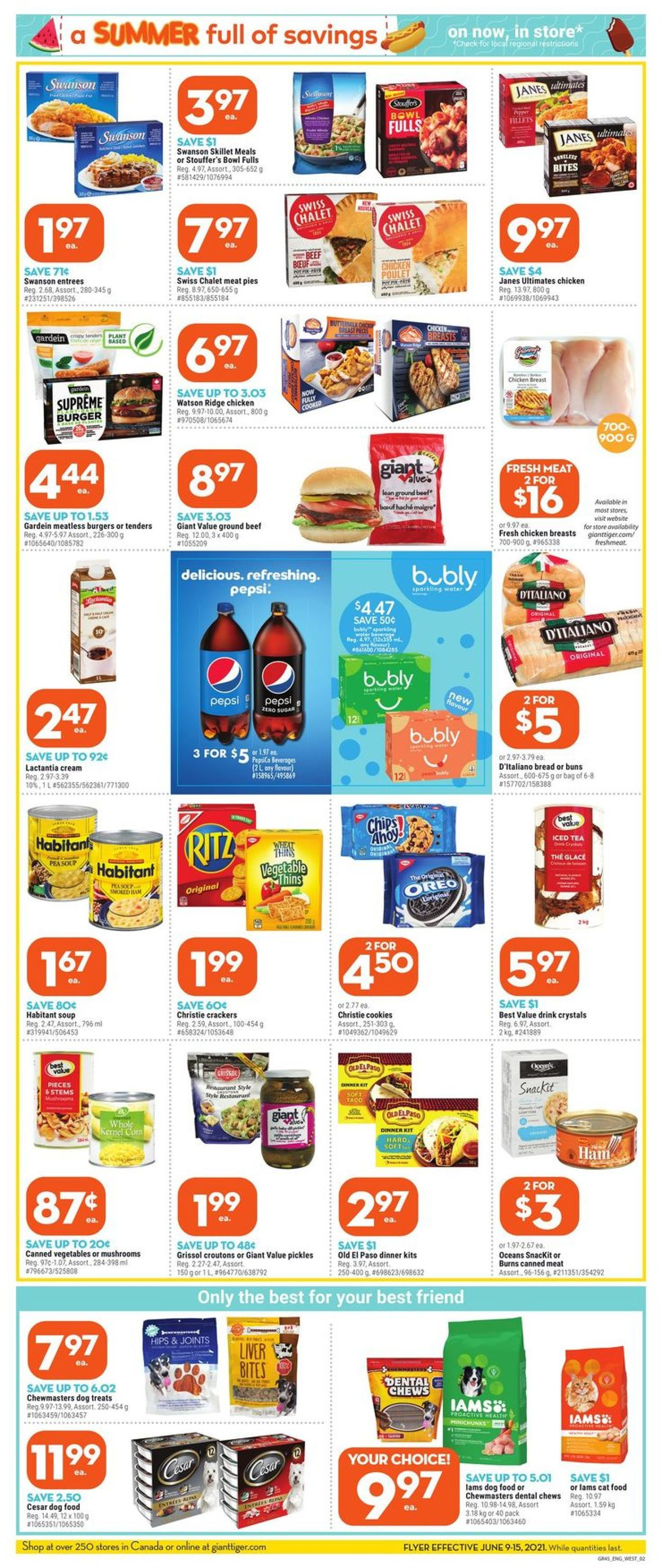 Giant Tiger Flyer - 06/09-06/15/2021 (Page 2)