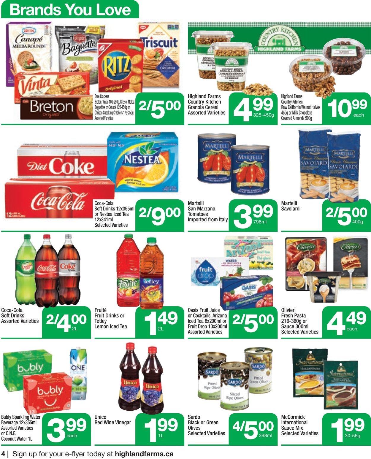 Highland Farms Flyer - 03/26-04/01/2020 (Page 4)