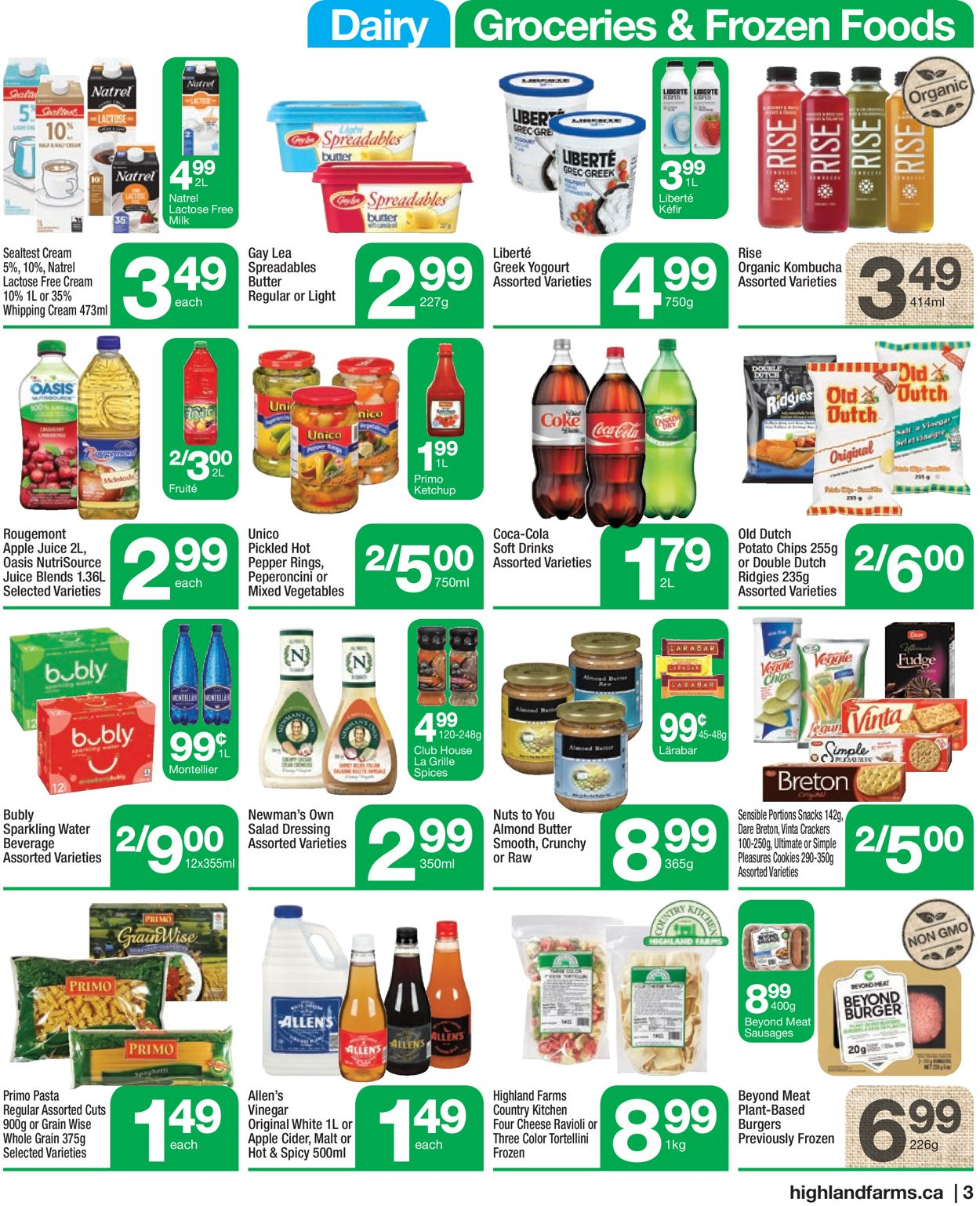 Highland Farms Flyer - 07/23-07/29/2020 (Page 3)