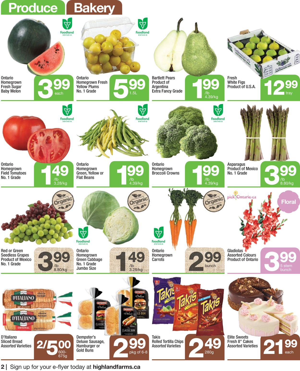Highland Farms Flyer - 07/30-08/05/2020 (Page 2)