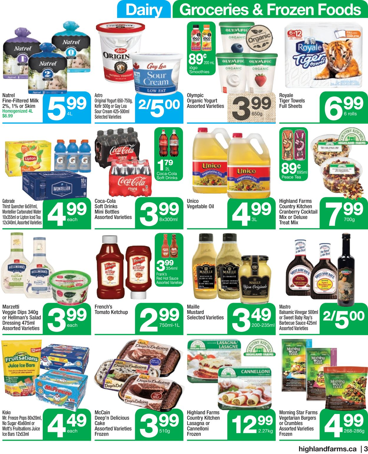 Highland Farms Flyer - 07/30-08/05/2020 (Page 3)