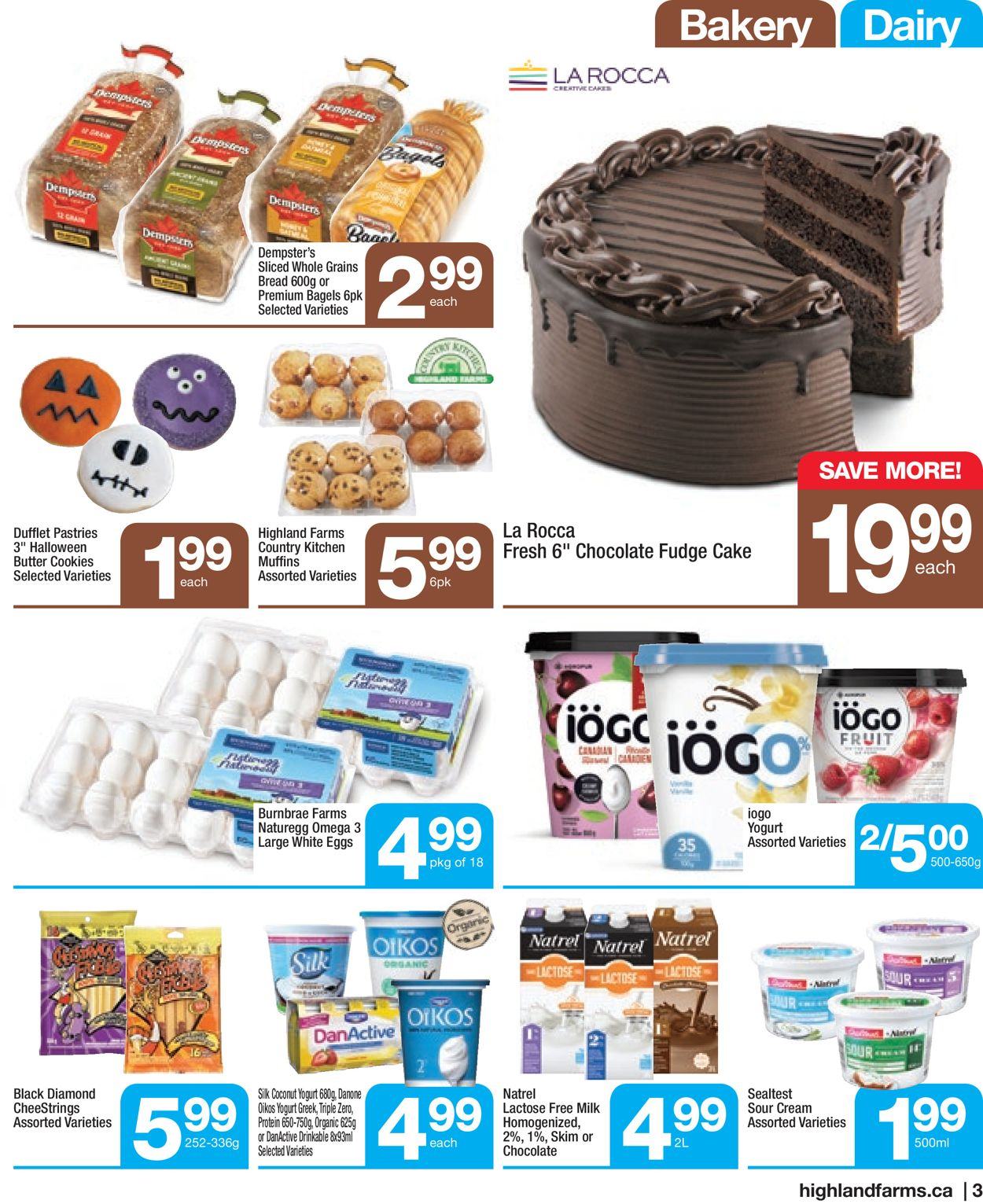 Highland Farms Flyer - 10/29-11/04/2020 (Page 3)