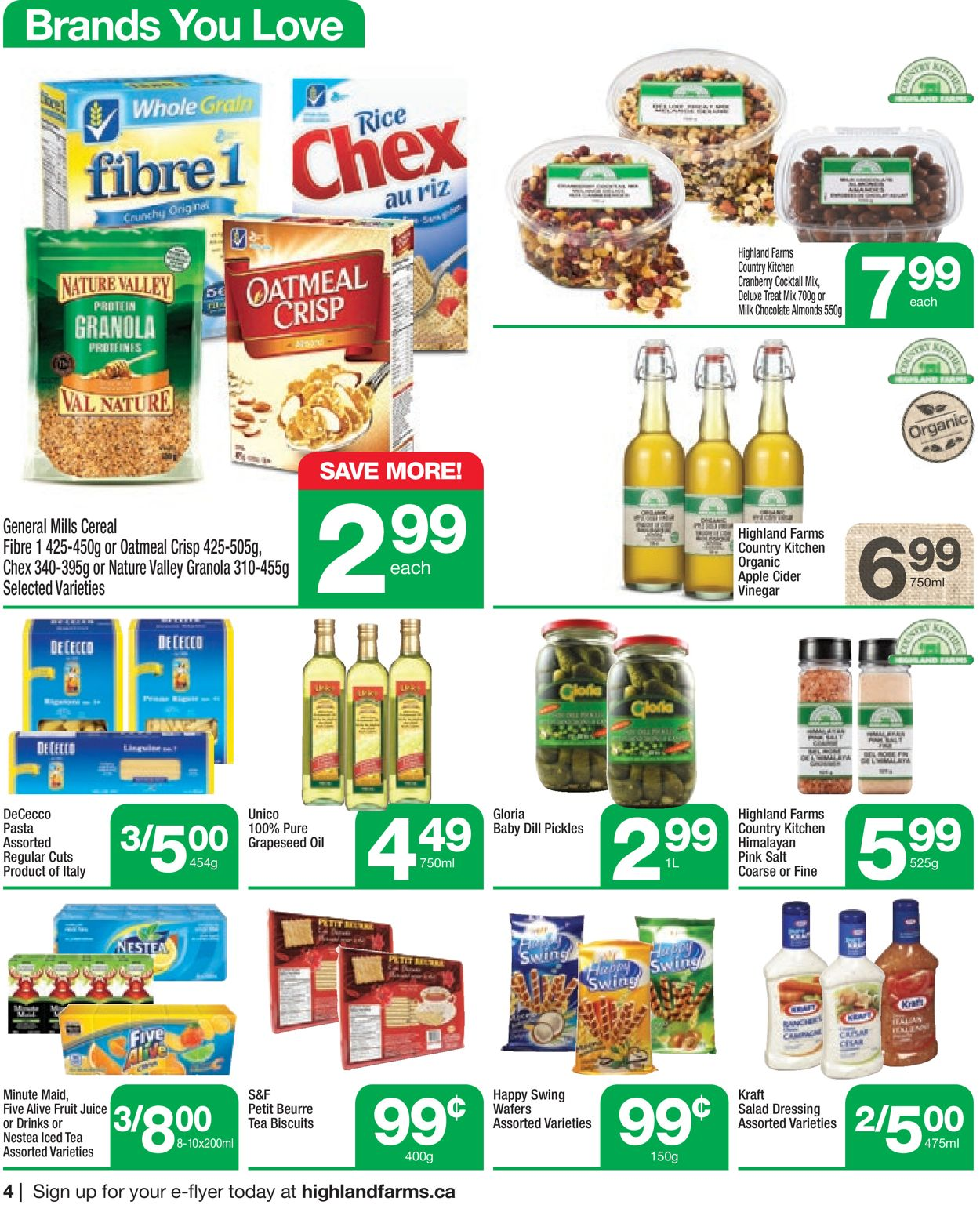 Highland Farms Flyer - 10/29-11/04/2020 (Page 4)