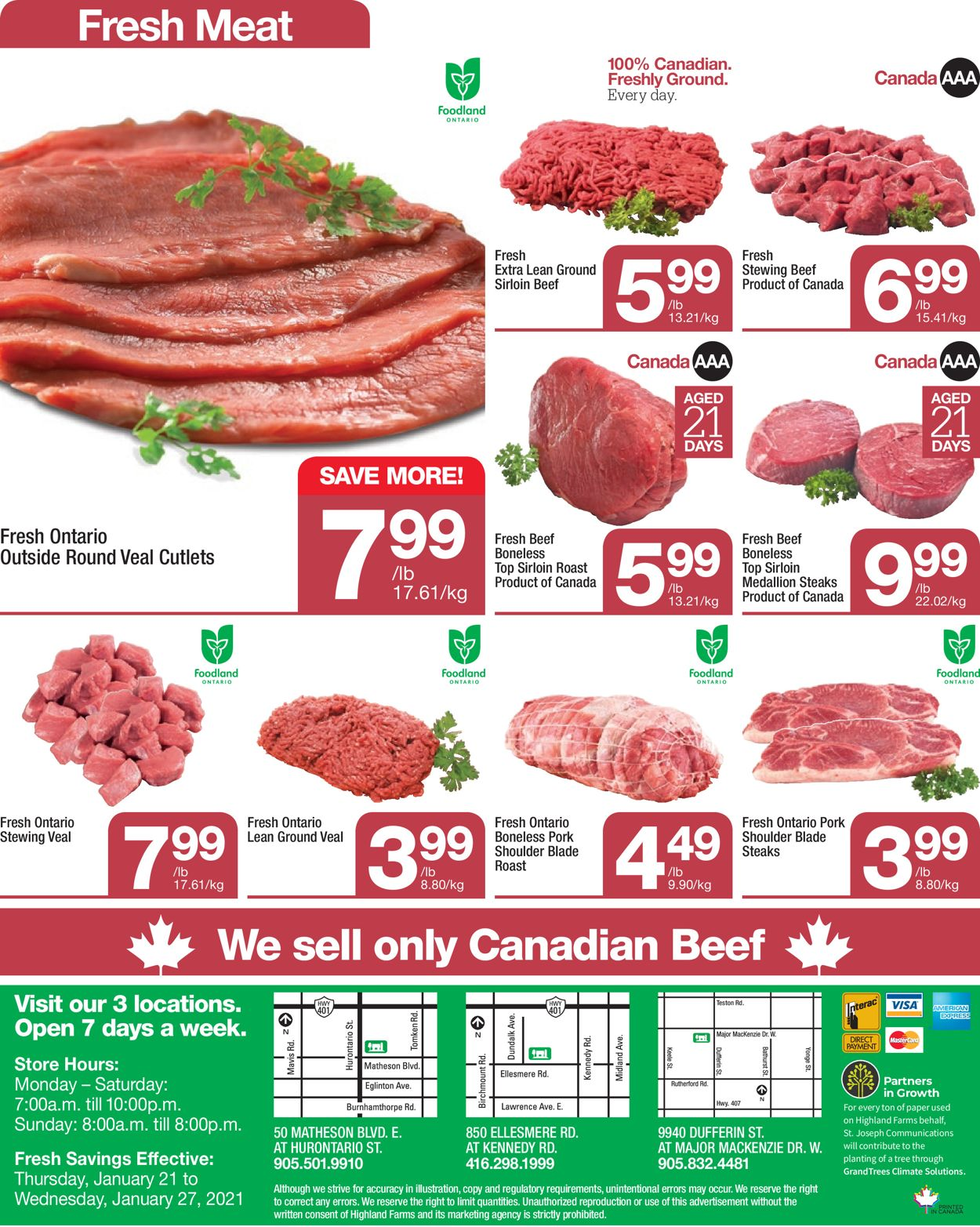Highland Farms Flyer - 01/21-01/27/2021 (Page 8)