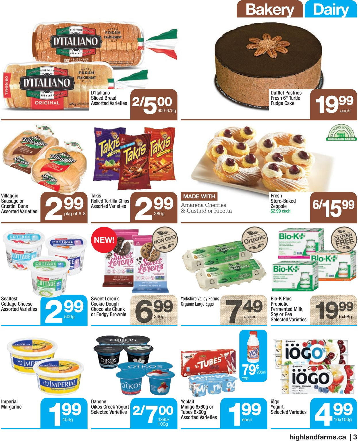 Highland Farms Flyer - 03/11-03/17/2021 (Page 3)