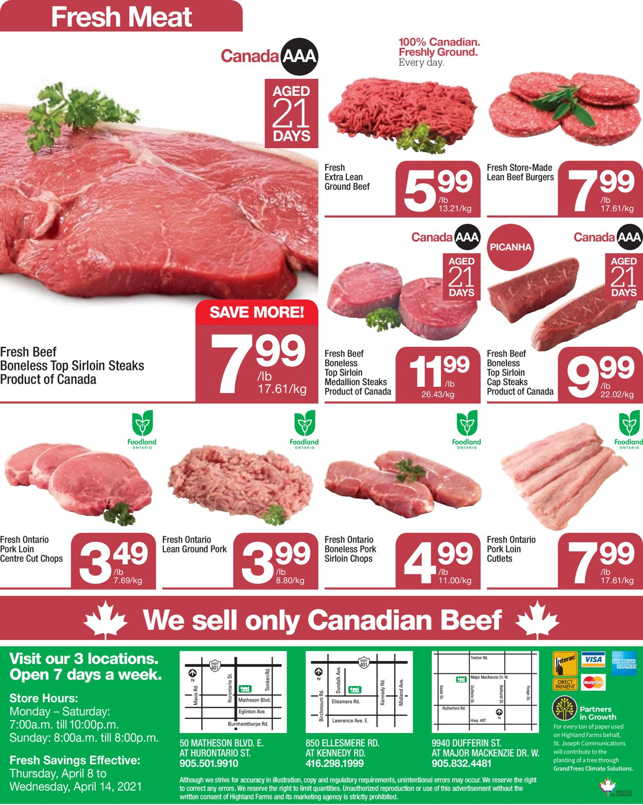 Highland Farms Flyer - 04/08-04/14/2021 (Page 8)
