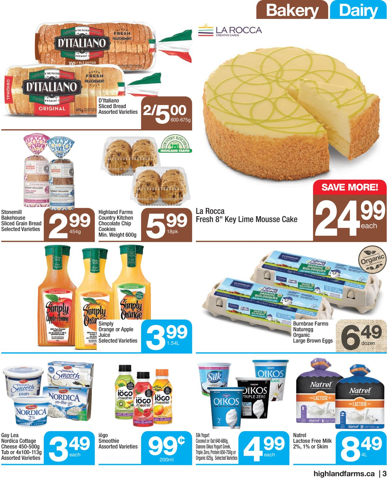 Highland Farms Flyer - 05/27-06/02/2021 (Page 3)