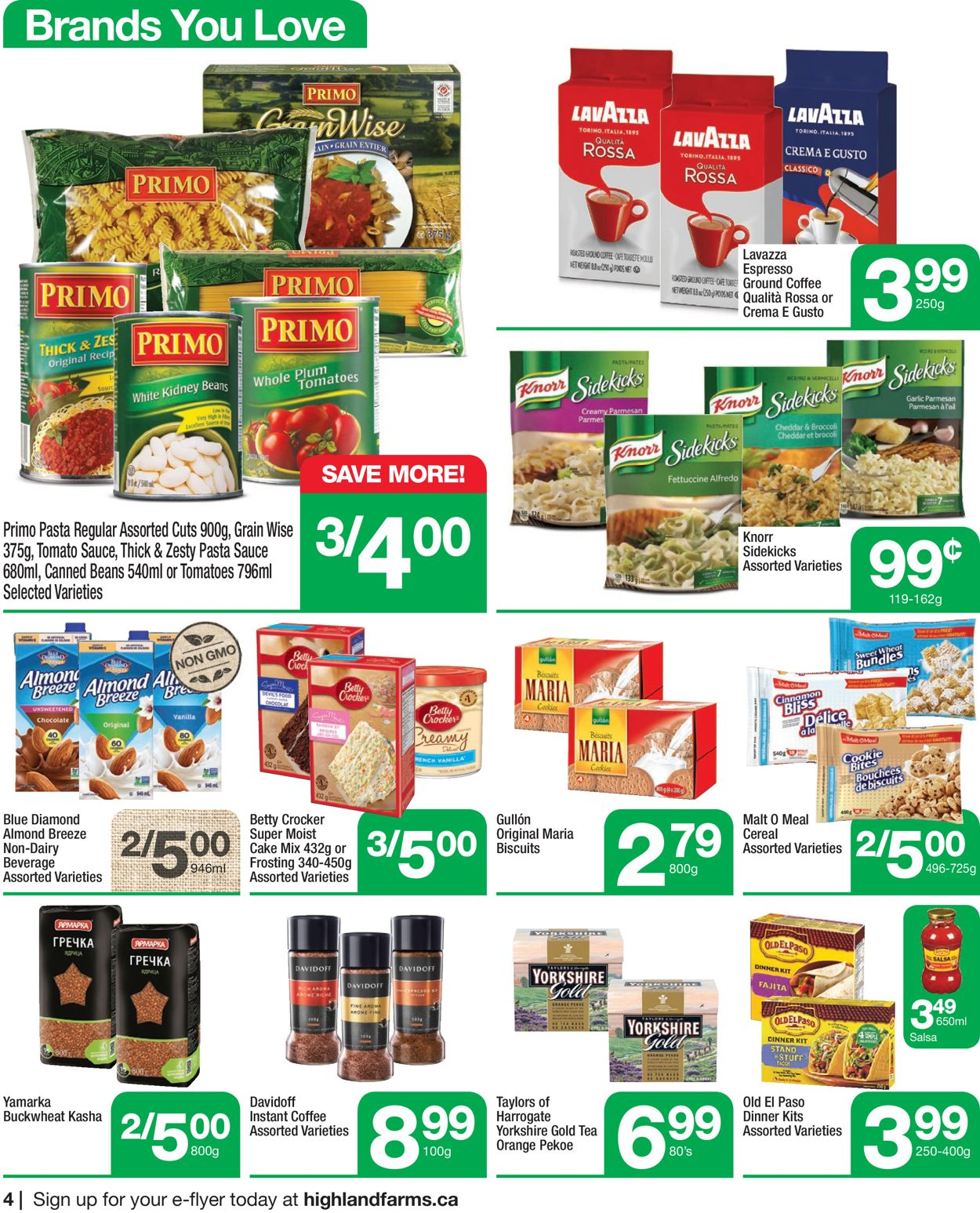Highland Farms Flyer - 05/27-06/02/2021 (Page 4)