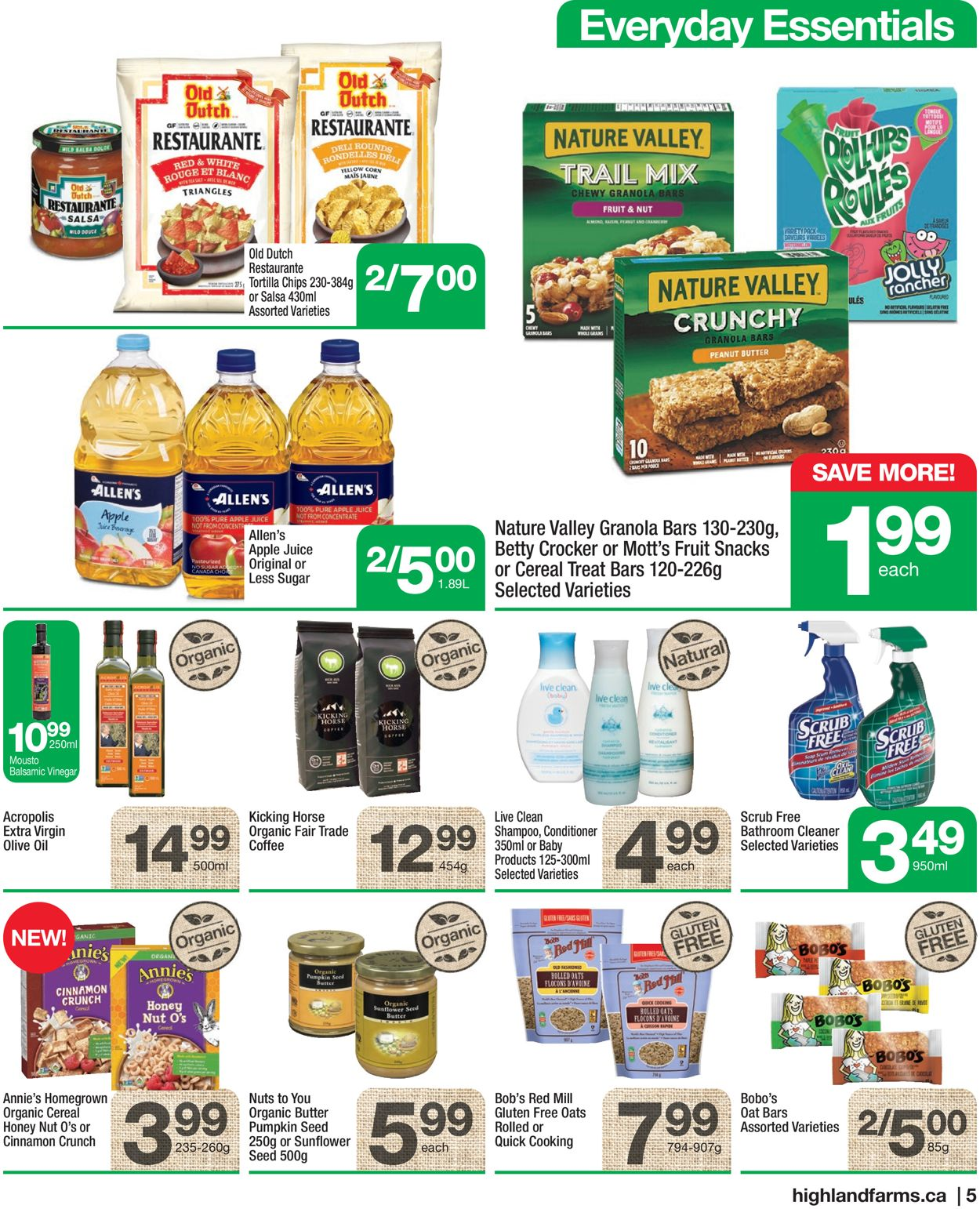 Highland Farms Flyer - 05/27-06/02/2021 (Page 5)