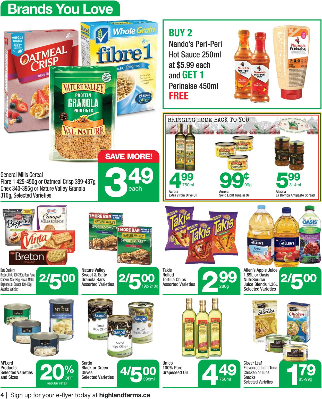 Highland Farms Flyer - 06/17-06/23/2021 (Page 4)