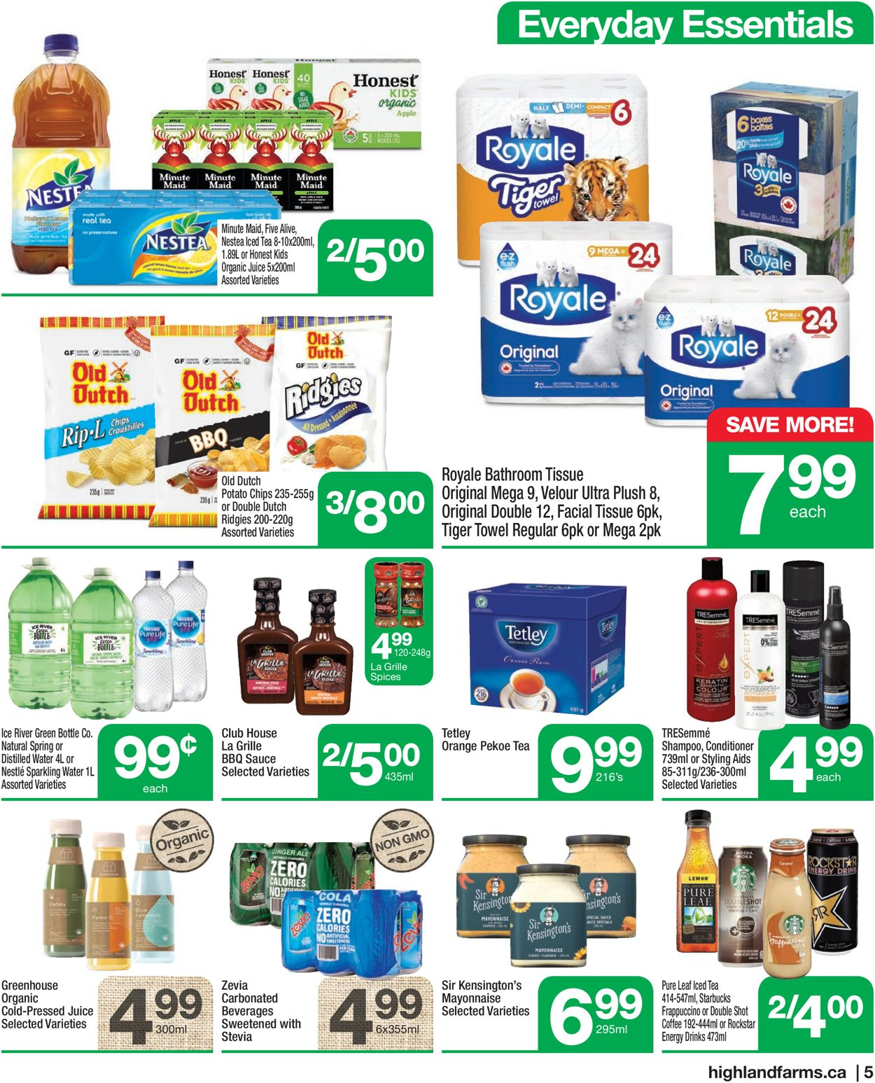 Highland Farms Flyer - 06/17-06/23/2021 (Page 5)