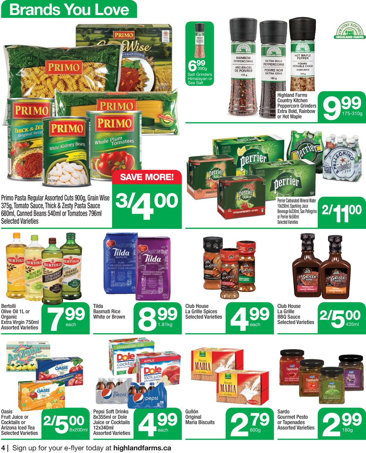 Highland Farms Flyer - 07/22-07/28/2021 (Page 4)