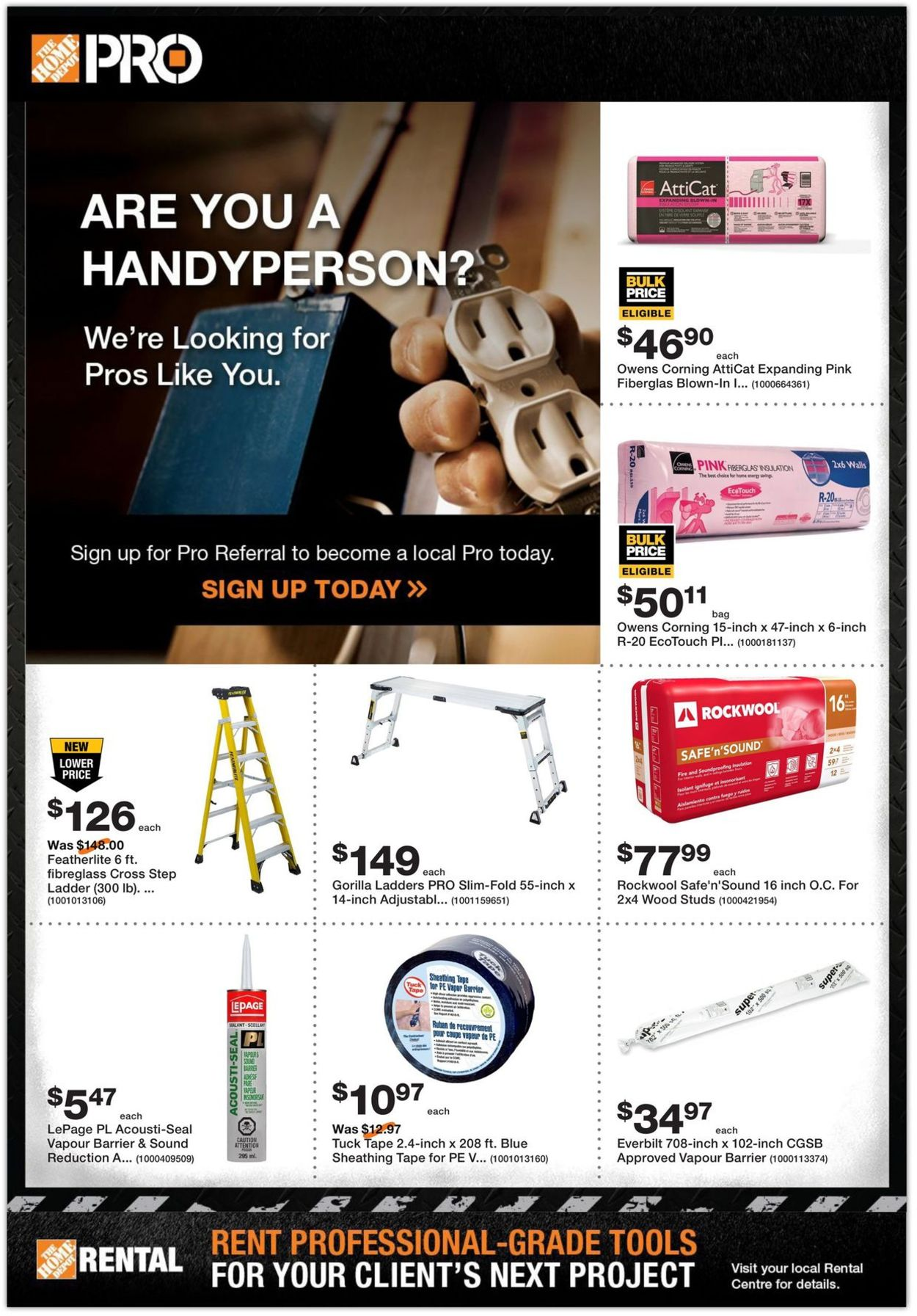Home Depot Flyer - 02/18-03/02/2020 (Page 2)