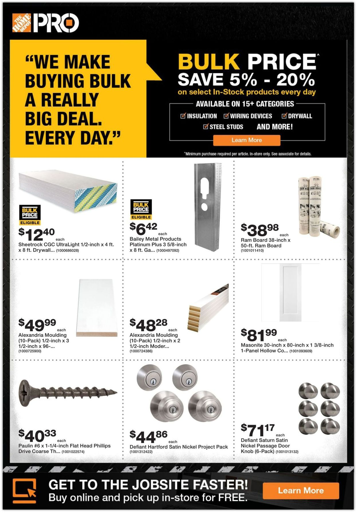 Home Depot Flyer - 02/18-03/02/2020 (Page 3)