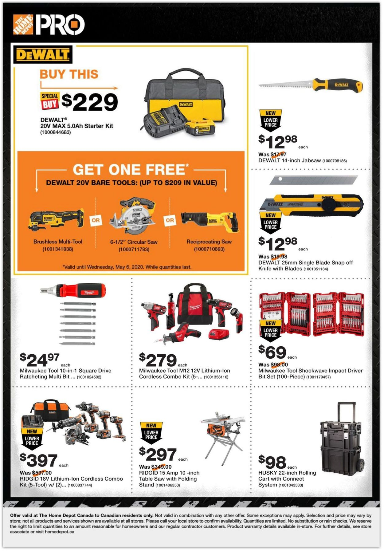 Home Depot Flyer - 02/18-03/02/2020 (Page 5)