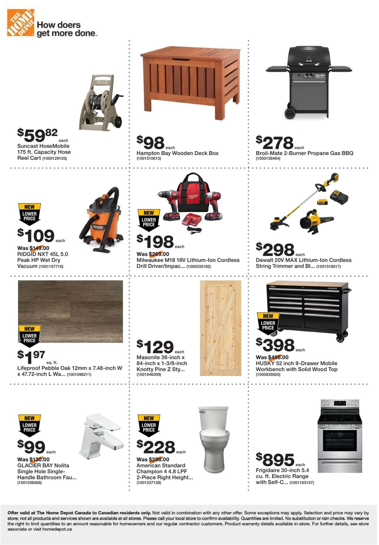 Home Depot Flyer - 05/21-05/27/2020 (Page 2)
