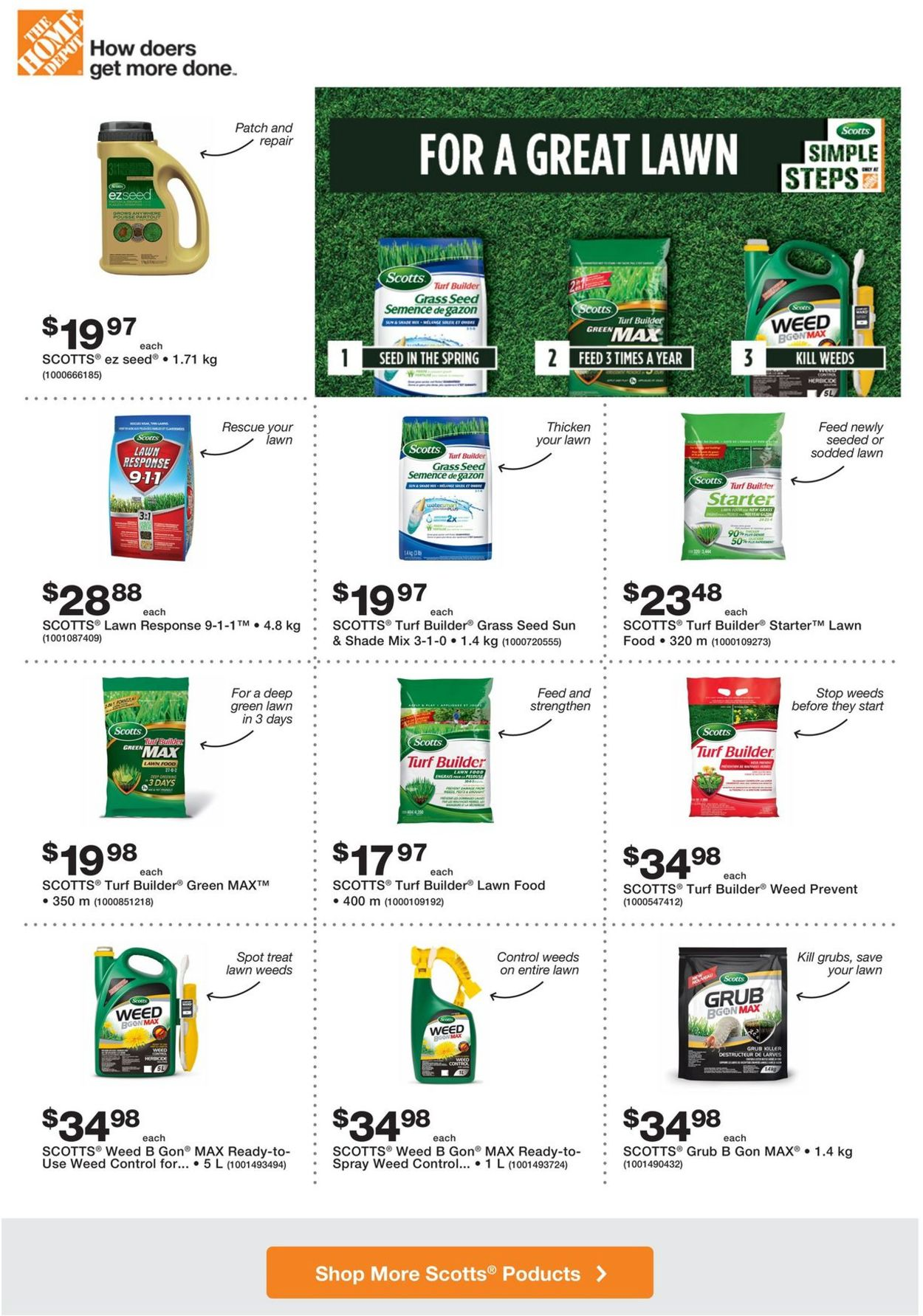 Home Depot Flyer - 05/21-05/27/2020 (Page 3)