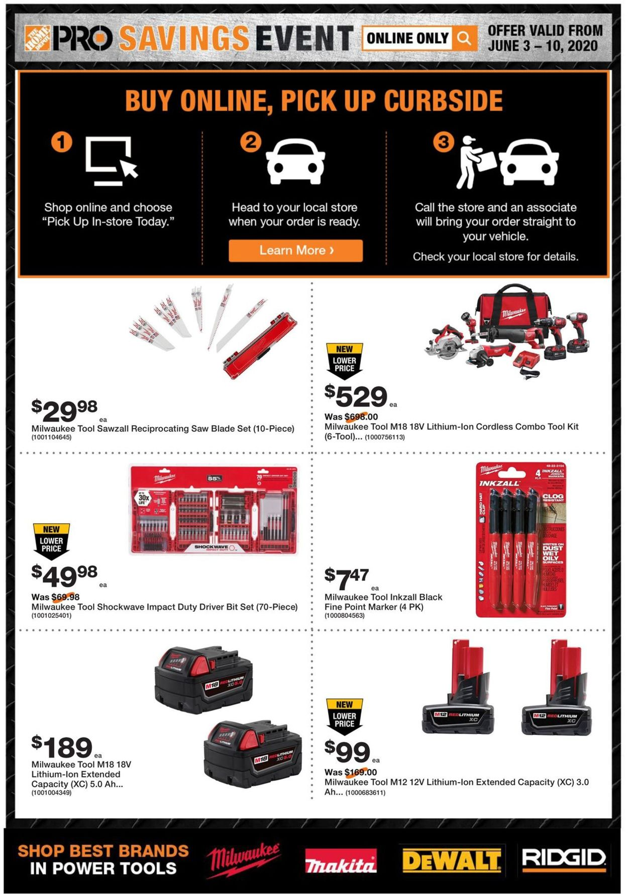 Home Depot Flyer - 06/03-06/10/2020 (Page 2)