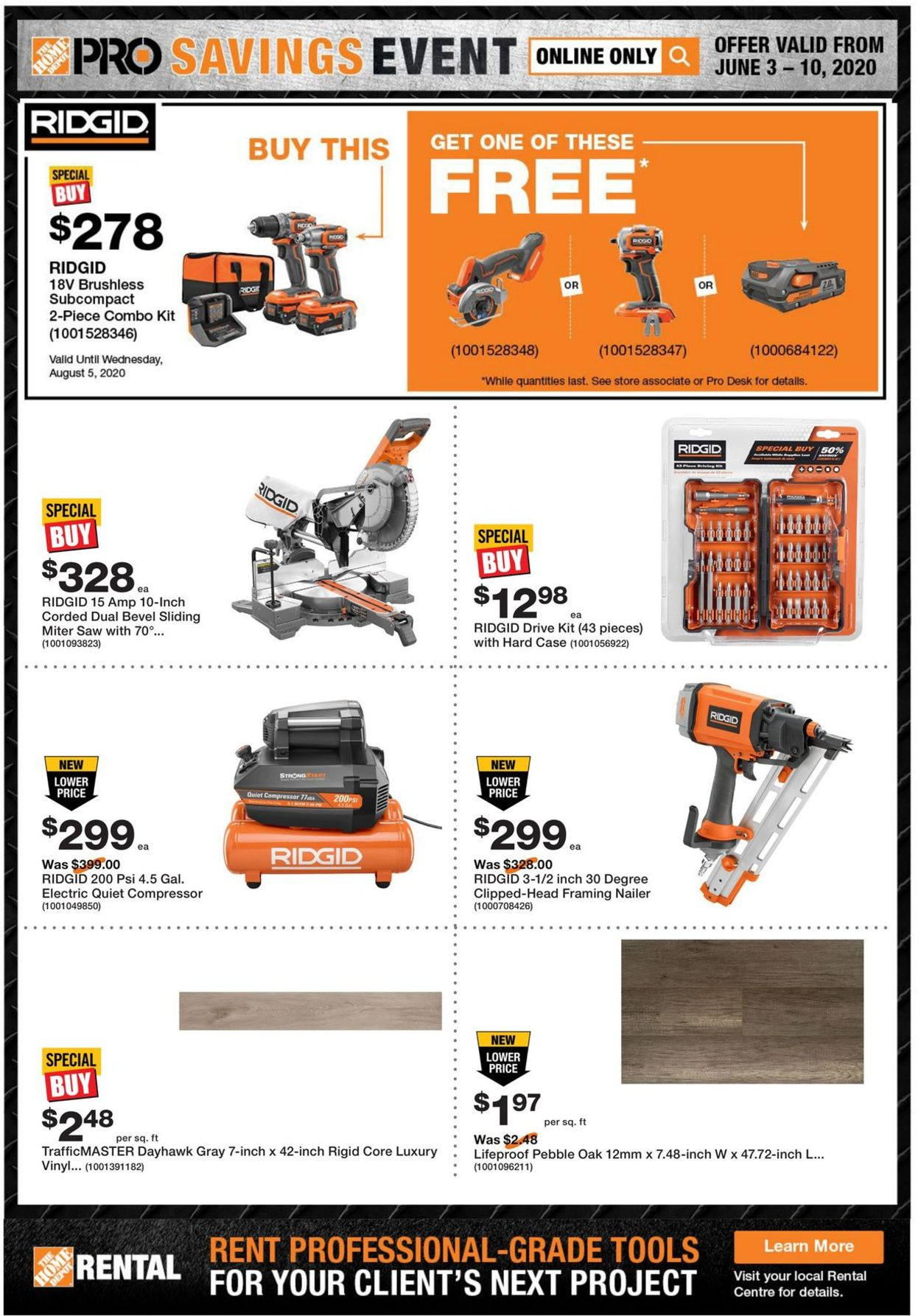 Home Depot Flyer - 06/03-06/10/2020 (Page 3)