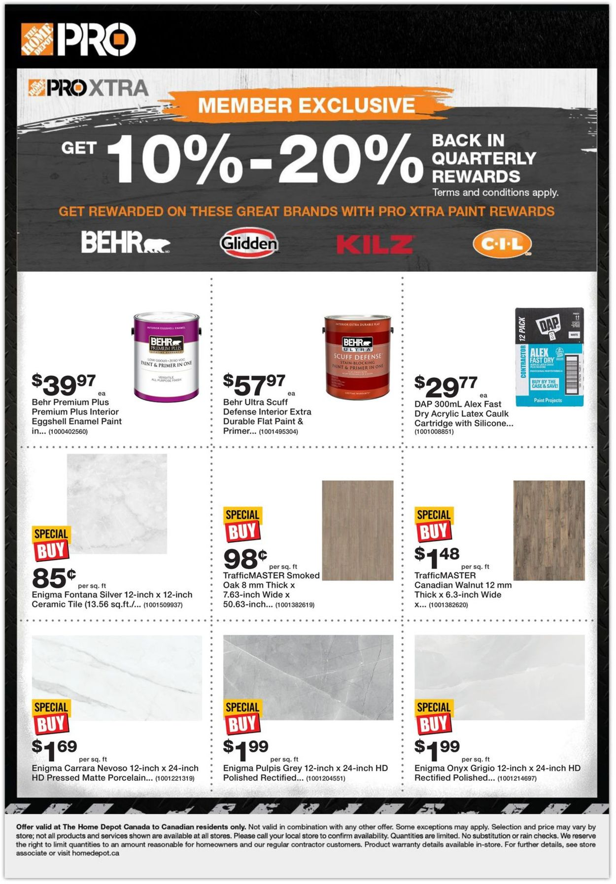 Home Depot Flyer - 06/03-06/10/2020 (Page 4)