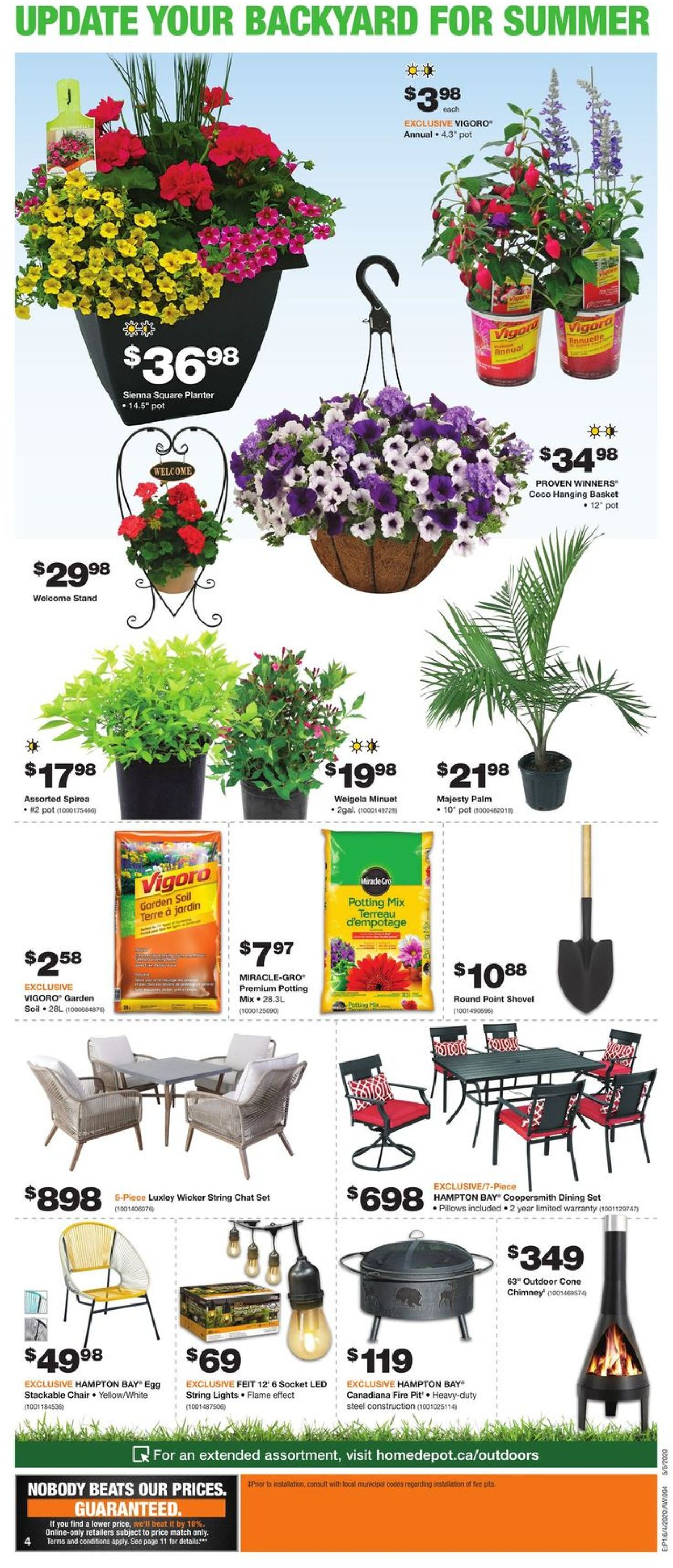 Home Depot Flyer - 06/04-06/10/2020 (Page 5)