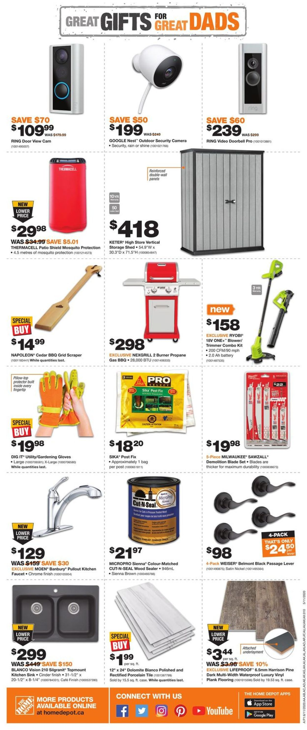 Home Depot Flyer - 06/11-06/17/2020 (Page 2)