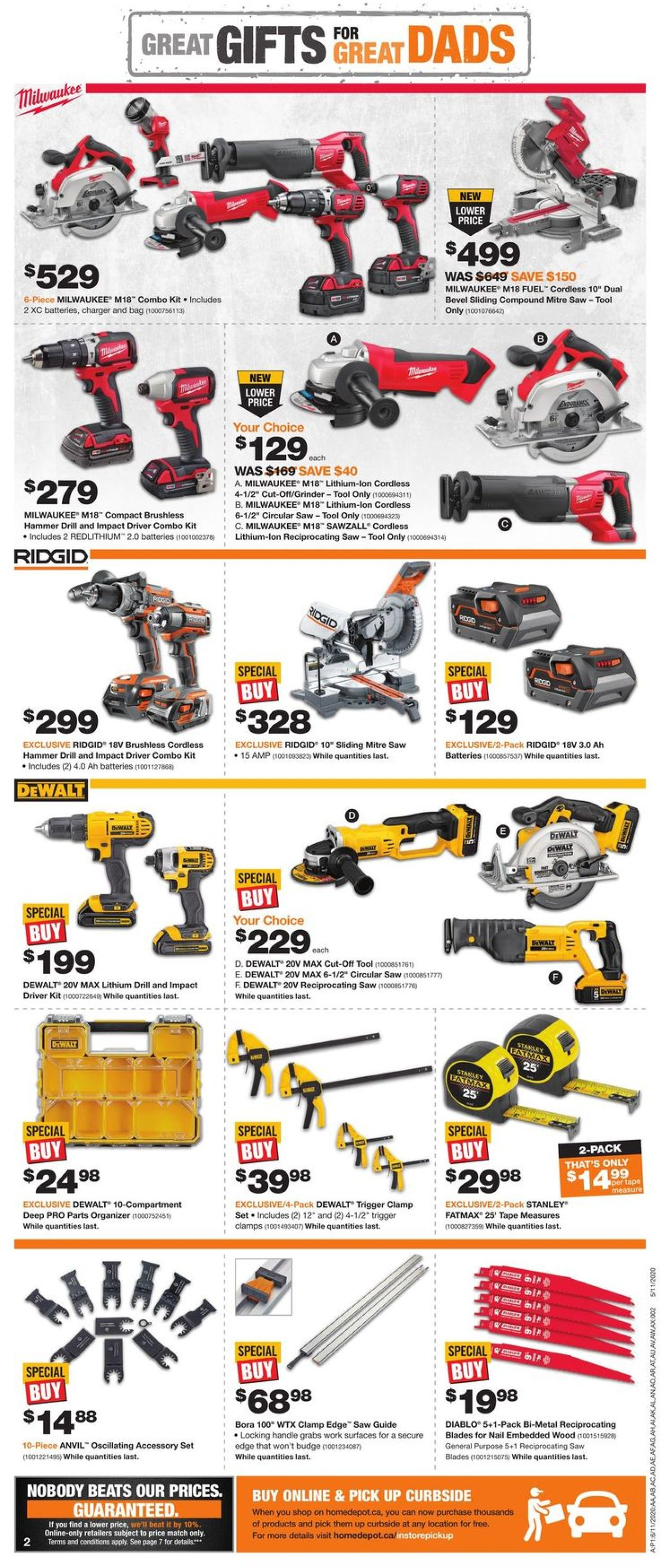 Home Depot Flyer - 06/11-06/17/2020 (Page 3)