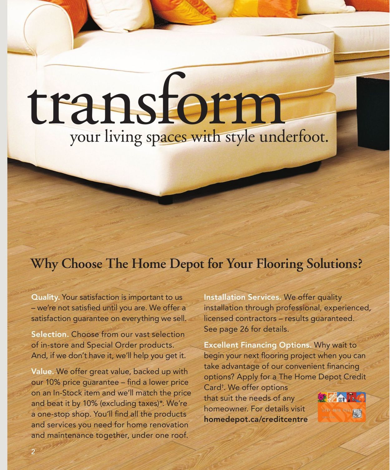 Home Depot Flyer - 01/01-12/31/2020 (Page 2)