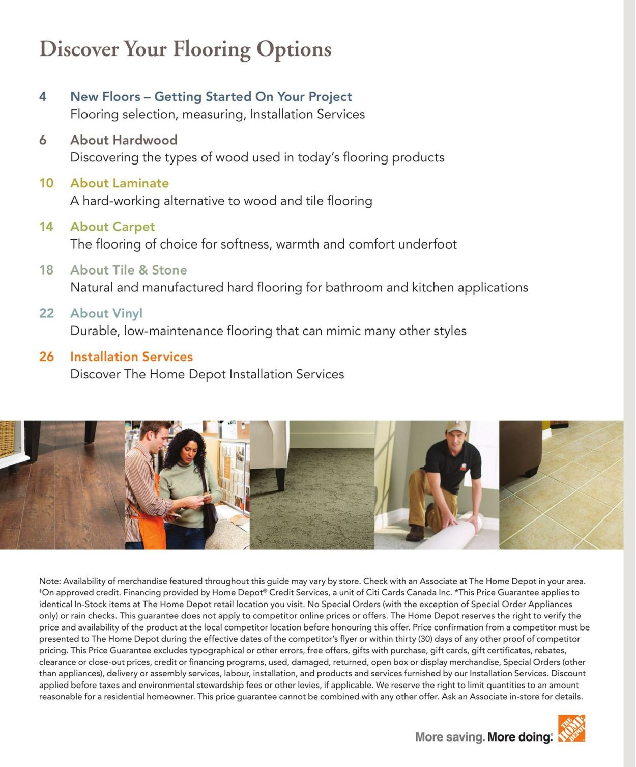 Home Depot Flyer - 01/01-12/31/2020 (Page 3)