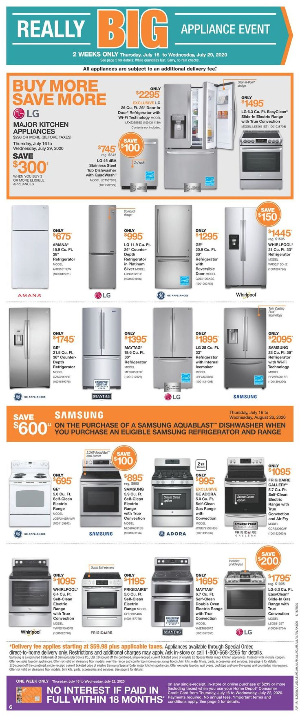 Home Depot Flyer - 07/16-07/22/2020 (Page 9)